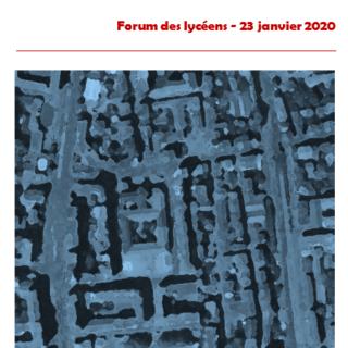 forum des lycées 23 janvier 2020